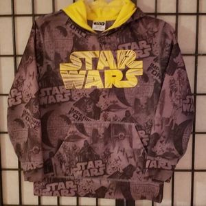 Boy's Star Wars Fleece Lined Sweatshirt